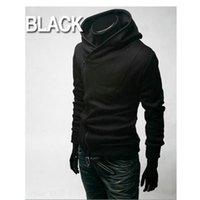 Wholesale Korean Hoodie Slim Fit - Fashion Men's Fleece Hoodies Men Jacket Tracksuits High-quality Autumn Winter Men Korean Slim Fit Men Sweatshirt