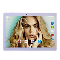Wholesale Dual Core Ips Mp - Wholesale- DHL Free shipping 10 inch Android 6.0 Tablet pc 1920*1200 IPS screen Octa Core 4G LTE 3G Phone Call 5.0 Mp Camera GPS 4G 64G