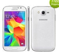 Wholesale Unlocked 3g Mobiles Dual Sim - Unlocked original Samsung Galaxy I9082 Mobile Phone GSM 3G WIFI GPS Dual sim cards 8MP Camera Refurbished Cell phone