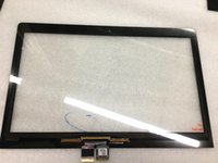 "Wholesale Lcd Panel For Laptop - 14"" inch Laptop Touch Screen Replacement Panel Glass for Lenovo Flex 3-14 (NO BEZEL,NO LCD) Digitizer Glass Front Panel Touch"