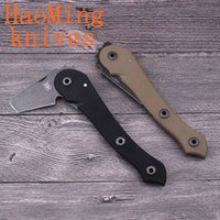 Wholesale outdoor axes - Tactical Tomahawk outdoor portable folding Knife broad axe Axes Hand Felling Axe splitting adze hammer hunting camping tool EDC Kitchenware