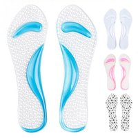 orthopedic gel cushion - Non Slip Women Gel length Arch Support Anti slip Massaging Metatarsal Cushion Orthopedic Insoles for High Heels Shoes