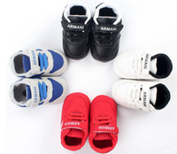 Wholesale Cribs For Baby Girls - Fashion PU leather Baby Moccasins Newborn Baby Shoes For Kids Sneakers Toddler infant Crib Shoes Boy Girl First Walkers