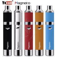 Wholesale Wholesale Connections - Yocan Magneto Wax e Cigarette Kits Vape Pen Kits Herbal Dry Herbal & Connection Dab Tool 1100mAh Battery Upgraded Evolve Plus e cig Vape Pen