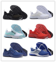 Wholesale Courts Basketball - Wholesale Air PRESTO BR QS Breathe Black White Mens Basketball Shoes Sneakers Women,Running Shoes For Men Sports Shoe,Walking designer shoes