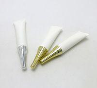 Wholesale Tube For Eye Cream - 15ml white soft tube,mildy wash or butter or handcream tube,used for eye cream container