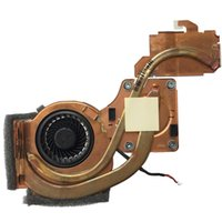 Wholesale Oem Cooler - Wholesale- NEW CPU Cooling Fan OEM For IBM Lenovo T500 W500 Integrate 45N5490 42X5114   Heatsink