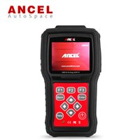ANCEL AD610 Multi-Brand ABS SAS SRS Airbag Crash Data Reset Tool + Universal OBD OBD2 Automotive Scanner Diagnostica Scansione Tool