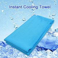 Wholesale Microfiber Yoga Towel Wholesale - Microfiber Cooling Towel Headband Travel Riding Gym Dry Quickly For Yoga Gym Sport Golf Hiking Running