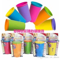 Wholesale 2017 hot oz Wow Cup for Kids NEW Innovative Spill Free Drinking Cup spill proof cup BPA Free kids mug
