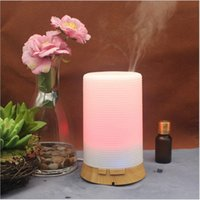 Humidificateur d'air Aroma Diffuser USB Purificateur d'air ultrasonique Atomiseur Diffuseur d'huile essentielle Brumisateur Aromatherapy diffuseur