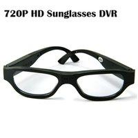 Wholesale Spy Eyewear Hd - 4GB HD 720P Eyewear Spy Sunglasses Hidden Camera with 5 Mega Pixels CMOS