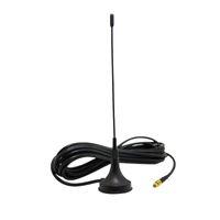 Wholesale Digital Amplifier Active - LEEWA MCX Connector Active Aerial With Built-in Amplifier For Car Auto Digital TV SKU:922