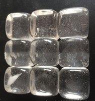 haciendo cubitos de hielo al por mayor-Whisky Stone Bar Ices Cube Ice Rock especial que no se derrite Haga que el sabor del vino sea mejor Popular de alta calidad 1 5th C