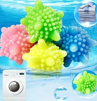 Wholesale Magic Balls Cleaning - Scouring Silicone Washing Ball Decontamination Environmental Protection Clean laundry Wash Magic Power Solid Anti Winding Hot Sale 0 48rr R