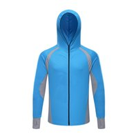 Wholesale l lures resale online - Quality Super Thin Sunscreen Clothing Quick Dry Fishing Clothes Lure Sun Protection Clothing Sun Protection Clothing Mosquito
