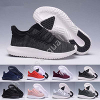 Wholesale Lace Up Waterproof Boots Low - (With Box) Cheap New Originals Tubular Shadow Men&Women Running Shoes Fashion Originals Tubular Shadow 3D 350 Boots Training Shoes Size 5-10