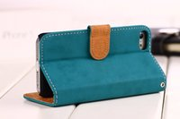 Wholesale I Phone Leather Wallet - Luxury Multifunction Wallet Case for IPHONE 7 Leather Case for i Phone Covers for iphone 6s plus Cell Phone Waterproof Case