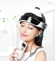 masseur ponctuel achat en gros de-Masseur de tête électrique chaud Massage automatique du cerveau au cuir chevelu points d'acupuncture Massage relaxant pour masseur de tête