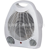 Wholesale Garden Clocks - Small household electric heater, Small air conditioning heater, portable heater, 1800-2000W, heatingfan, the clock type heater,free shipping