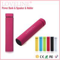 Wholesale Bank Love - Love LinePower Bank Mini Bluetooth Speaker Phone Holder Gift Box Charging Treasure Mini Speaker Mobile Power Audio Support Gift Customiz