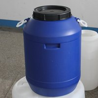 Plastic packing drums - High Quality HDPE Plastic Drum L Litre Blue Plastic Drum for Foods Water Chemicals Fuel Packing