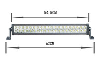 Wholesale Light Bar Flood Spot Beam - Super bright Led Light bar 120w led working lamp for Jeep truck and off road 4wd
