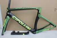 Wholesale 15 Carbon Frame - 2017 new model cipollini NK1K T1000 full carbon road bike frame, super light and more than 15 colors available,