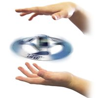 Mystery Mid Air UFO Floating Fly Saucer Magic Toy Magician Trick Props Mostrar ferramenta Magic Trick Toy For Kids