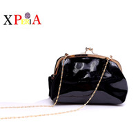 Wholesale Europe Brand Bag Wholesale - Wholesale-2016 in Europe and America new famous brands design leisure mini small packet luxury patent leather women bag sac a main