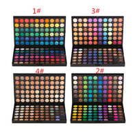 крутая палитра для теней оптовых-макияж тени для век 120 цветов Ultra Shimmer Warm Cool Palette Eyeshadow pallete Eye Shadow Makeup Комплект косметических комплектов