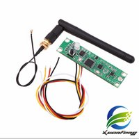 online Led Pcb Modules - 2.4G DMX512 Wireless Stage Light LED Controller PCB Modules Bare Board transceiver