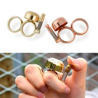 Outdoor Runbell Handheld Bell Ring Sports Jogging Running Rings Leader Ring para Runners Patinadores Bikers 2 Colors OOA1782