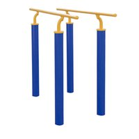 outdoor parallel bars - Outdoor fitness equipment parallel bars square park courtyard corridor all outdoor can be used