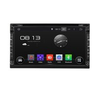 Wholesale Car 3g Tv Gps - Quad Core 16GB 2Din Android 5.1.1 Universal Car DVD Multimedia Player Radio Stereo FM DAB+ 3G 4G WIFI GPS Map For Nissan sentra