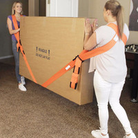 Wholesale Moving Lift - Forearm Lifting Moving Strap Furniture Transport Belt Forearm Forklift Lifting Moving Easier Carry Rope free shipping (7)