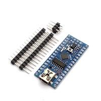 Wholesale arduino controller - Atmega328 Atmega328P Nano 3.0 Controller Board Compatible With Arduino Nano CH340 USB Driver