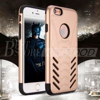 Wholesale Bat Case Iphone - Iphone7 mobile phone shell bat God of War 3 creative one of the anti-wrestling mobile phone protective cover Apple 7plus protective shell