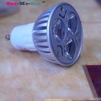 Wholesale Epistar Mr16 - GU10 MR16 led 3W Dimmable lamp Led Spotlight 220V 110V 12V downlight led bulb light SMQP-8
