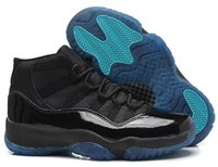 Wholesale Womens Fashion Plastic Shoes - Gamma Blue XI Basketball Shoes Men Womens New Fashion Sports Shoes Discount Good Quality Retro 11(XI) Bred Concord Space Jam Legend Sneaker