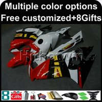 carenagens para 1995 cbr f3 venda por atacado-23colors + 8Gifts CBR600F3 95-96 95 96 1995-1996 branco ABS Fairings Body Kit Carenagem Para honda CBR600 CBR 600 F3 1995 1996 AC