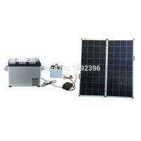 Wholesale 12v Solar Panel System - Wholesale-2016 Refrigerator 300W High Efficiency PV Thin Film Solar Panel Solar Power System