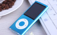 Wholesale Video Photo Viewers - IPODNANO 5 black (5rd Generation) 8 16 32 GB mp3 mp4 player with camera Photo Viewer E-Book Reader Voice Recorder FM Radio Video Movie