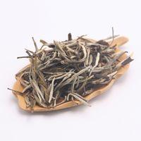 Wholesale green tea aroma online - Organic Chinese Jasmine Green Tea Silver Needle Loose Leaf Fujian Green Tea with Jasmine Aroma Health Benefits