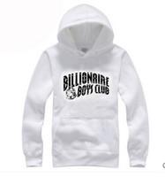 Wholesale Billionaire Boys - 2017 new autumn winter brand Hoodie sweatshirt hip hop BILLIONAIRE BOYS CLUB BBC fashion men's sports fleece pullover M-3XL