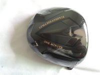 "Wholesale Ems Golf Clubs - Brand New GP PLATINUM One Minute Driver GP PLATINUM Golf Driver Golf Clubs 9"" 10"" R S-Flex Graphite Shaft EMS Free Shipping"