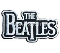 """летать джинсы птиц оптовых-3.1"""" The BEATLES музыкальная группа панк-рок вышитые новое железо и шить на патч хэви-метал аппликация челнок"""