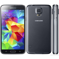 Wholesale Touch Screen Phone Accessories - Original Samsung Galaxy S5 G900A i9600 SM-G900 Cell Phone Quad-core 3G GPS WIFI 5.1'' Touch Screen Unlocked Refurbished Phone G900T G900F