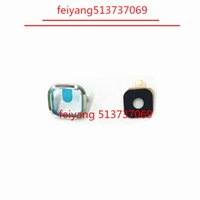 asal mercek toptan satış-20pcs OEM Kamera Cam Lens için Samsung Galaxy Grand Prime G530 G531 G5308 Yedek Kamera Lens