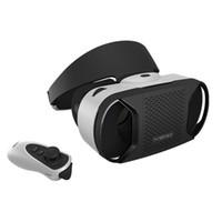 3d vr glasses bluetooth venda por atacado-Atacado- Baofeng Mojing 4 3D Realidade Virtual Óculos Caixa VR Headset IV para 4.7